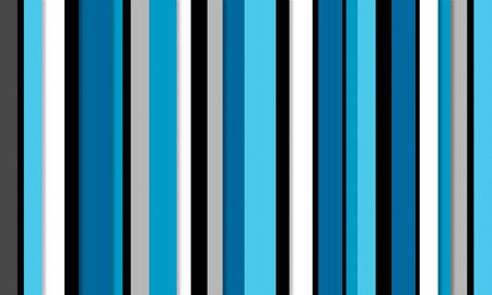 stipe: Abstract retro rainbow colorful striped funny background Stock Photo