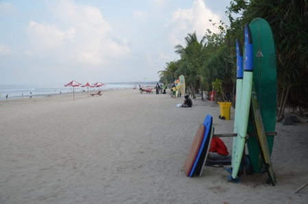 kuta: Kuta Beach in the Morning