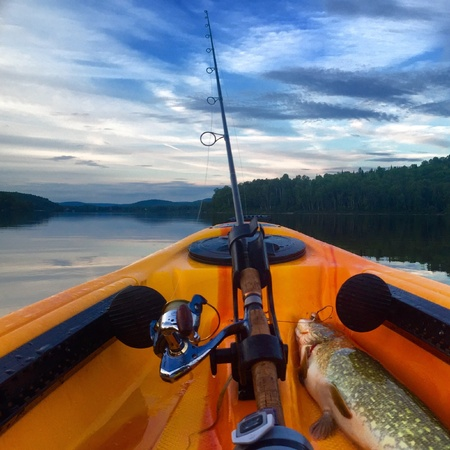 Journey to angling