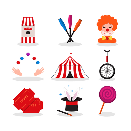 Circus for Celebration design