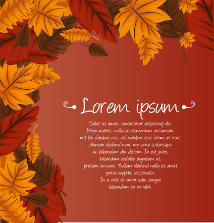 autumn background: Autumn background