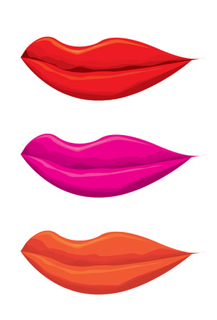 kisser: Lips vector