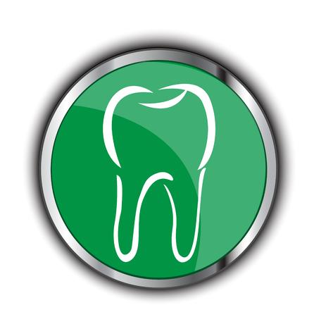 care: teeth care icon
