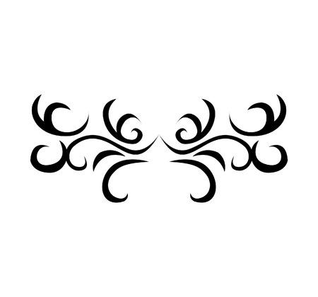 permanent: Tribal Tattoo