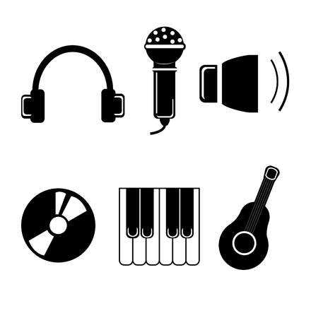 accoustic: Music icons