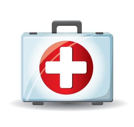 medical preparation: First aid Illustration