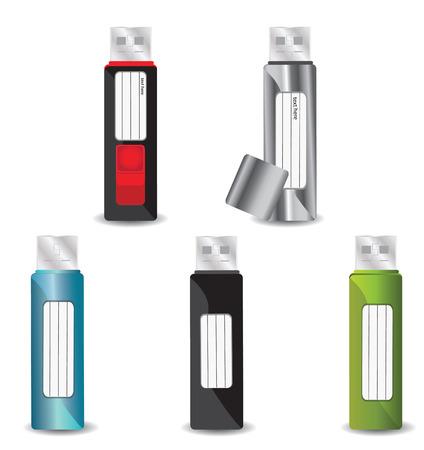 usb flash: USB Flash drive set