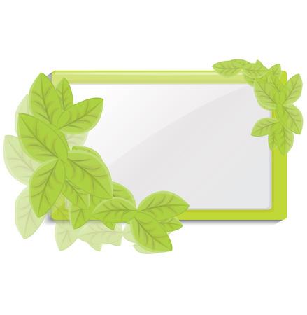 leaf background: leaf background