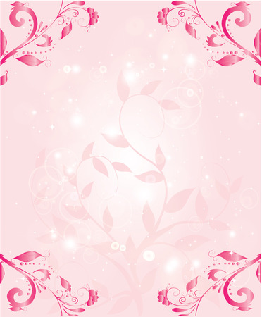 baclground: floral baclground