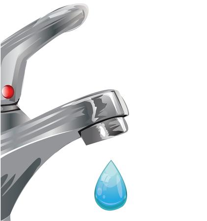 water tap: Water tap. Faucet