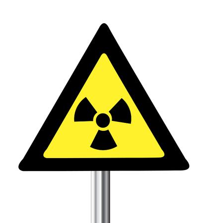 radiation: sign of radiation