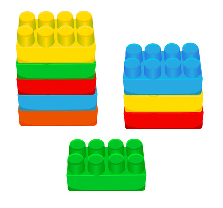 plastic bricks: children plastic bricks toy