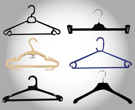 clotheshanger: Hanger set