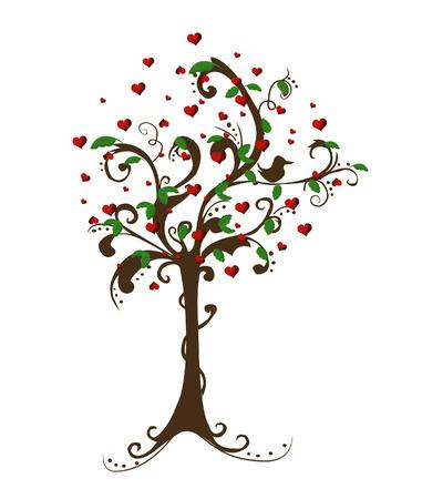 love tree: tree love