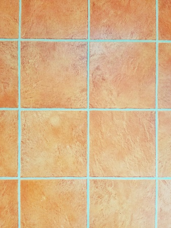 tile: Terracotta squares background texture