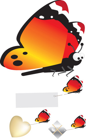 Butterfly Stock Vector - 4525629