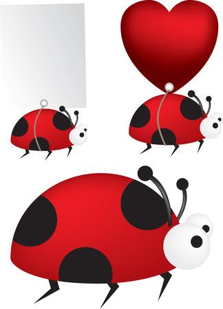 Ladybird Stock Vector - 4525935