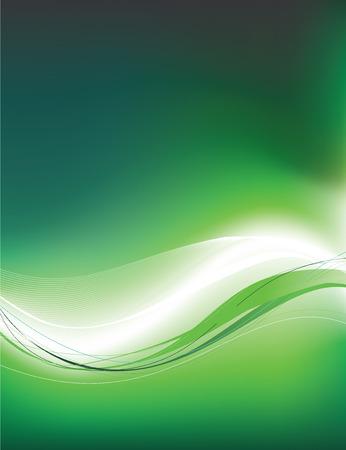 A modern abstract background gradient en utilisant la maille et les mélanges.