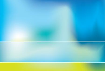 라임과 파란색 추상적 인 배경, 미묘한 색상