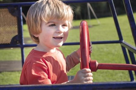suffolk: Shot in summer in a childrens playground in bury st edmunds, suffolk, uk