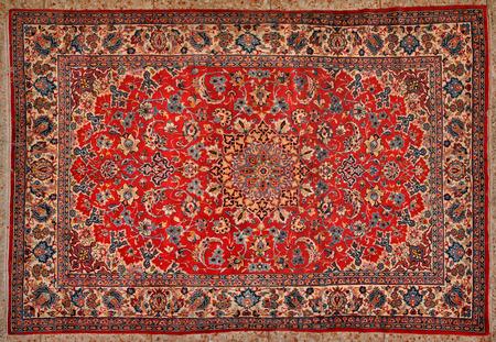 tapijt textuur Stockfoto