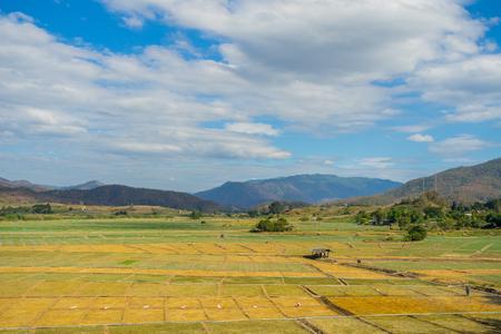 Natural view at Pai, Thailand.