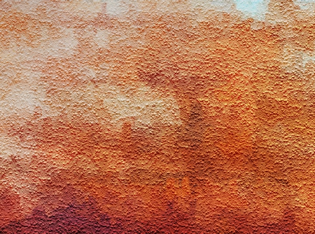Wall background texture with rusty