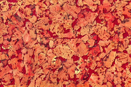 memorise: Large red corkboard texture