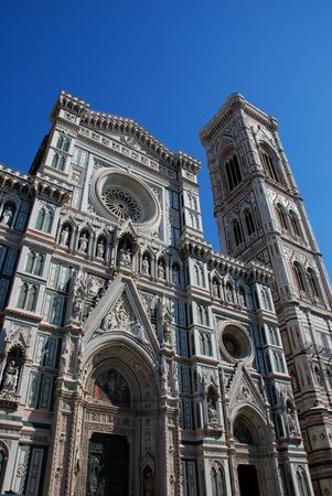 duomo of florence: The famous Duomo in Florence, Tuscany, Italy