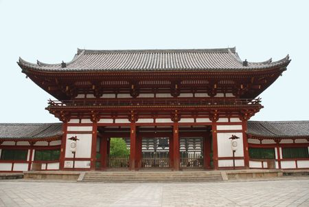 The Todaiji Temple, Nara's star attraction and UNESCO World Heritage Site