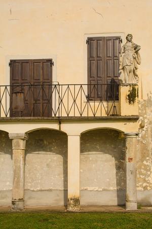 Abbazia di Rosazzo - Rosazzo Abbey - which dates back to around 1070 and is located in Friuli, north east Italy.
