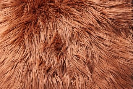 fur: Animal fur - long haired  Stock Photo