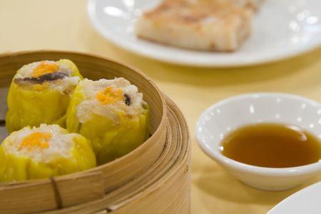 mai: Chinese food - Tim Sum - Siew Mai