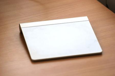 trackpad:   An Trackpad on a desk