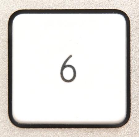 numpad:   Button 6 from a modern numpad.