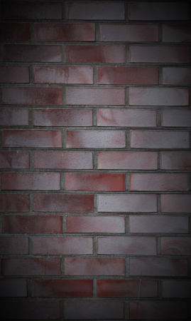 Red Brick Texture Vignetting was added. photo