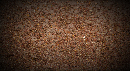 image created 21st century:   Red gravel texture from wall. Vignetting was applied.