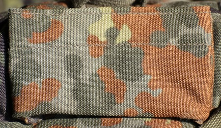 image created 21st century:   Surface of military camouflage fabric.