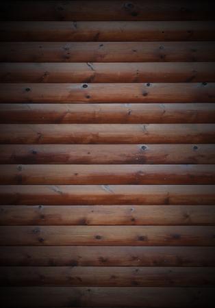 A modern wooden lath texture. photo