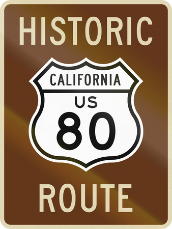 interstate 80: US historic route highway 60.