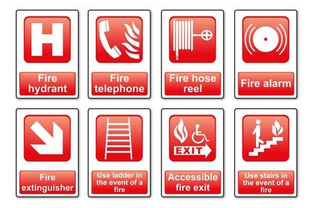peleando: Los signos de fuego Equipo