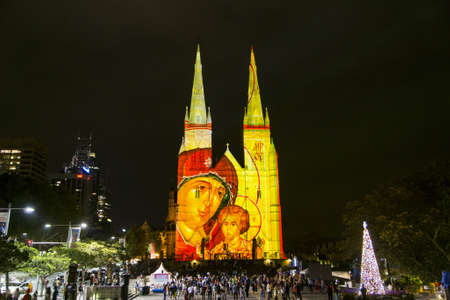 night before christmas: The night Before Christmas St. Marys Cathedral