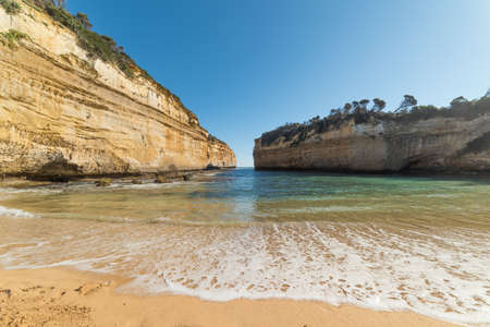 ard: Loch Ard Gorge on the Great Ocean Road, Australia