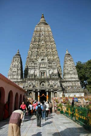 gaya: Traveling in Bodh Gaya, India