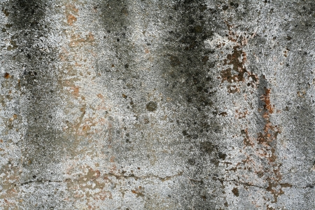 Grey wall background, old and ruined Stock Photo - 16935421