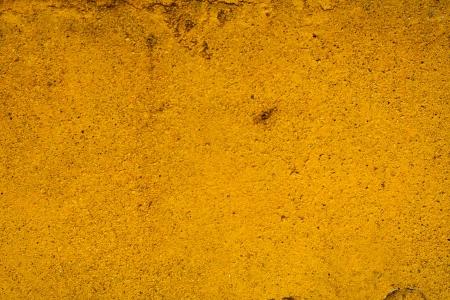 Yellow sponge wall Stock Photo - 16935418