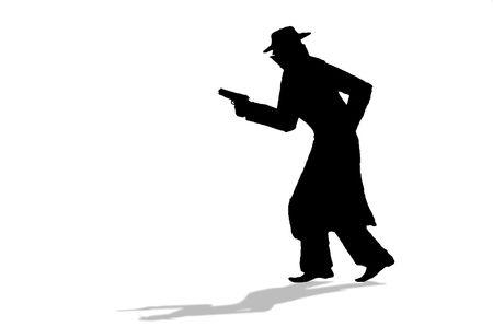 insidious: man with gun