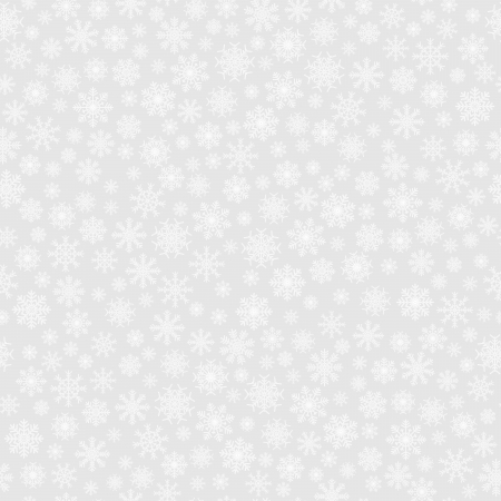 rt: snowflakes - seamless vector background