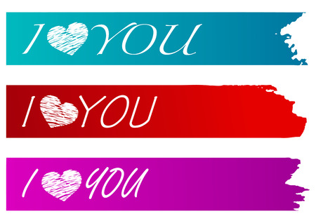 Valentine's day abstract with space for a text Stock Vector - 4334124