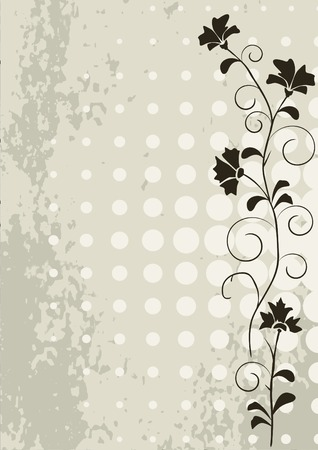 speck: Grunge frame and border series